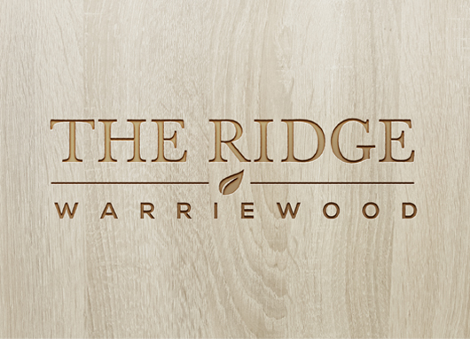 The Ridge logo