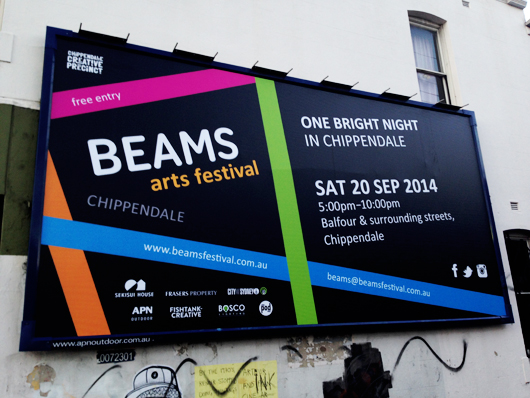 Beams Art Festival