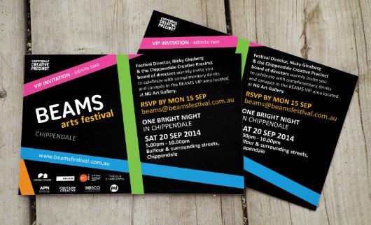 BEAMS arts festival 2014