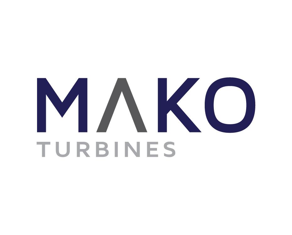 MAKO turbines branding