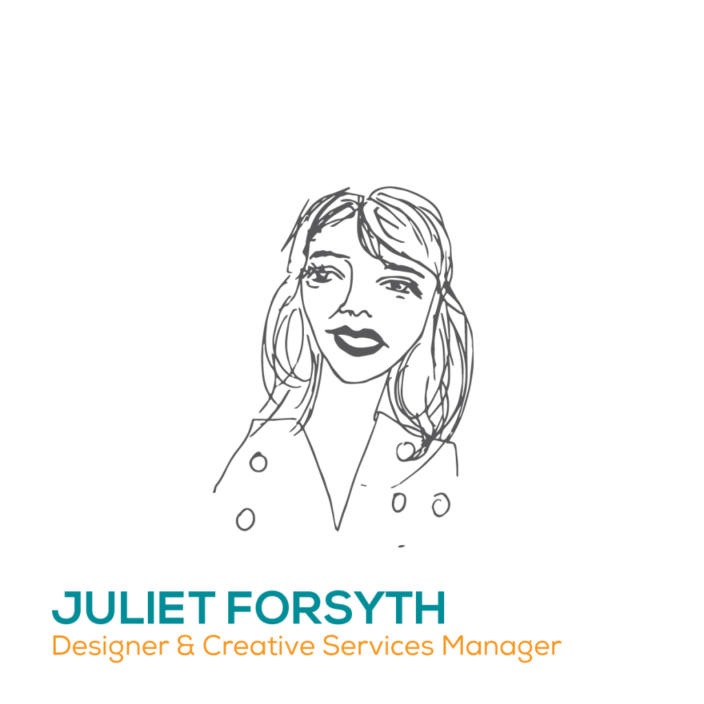 Juliet Forsyth, Designer, illustrator and lover of birds