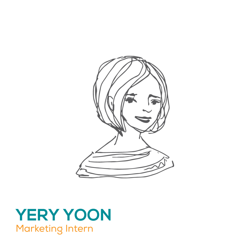 Yery Yoon, Marketing intern
